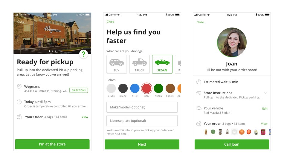 Instacart Unveils National Expansion of New