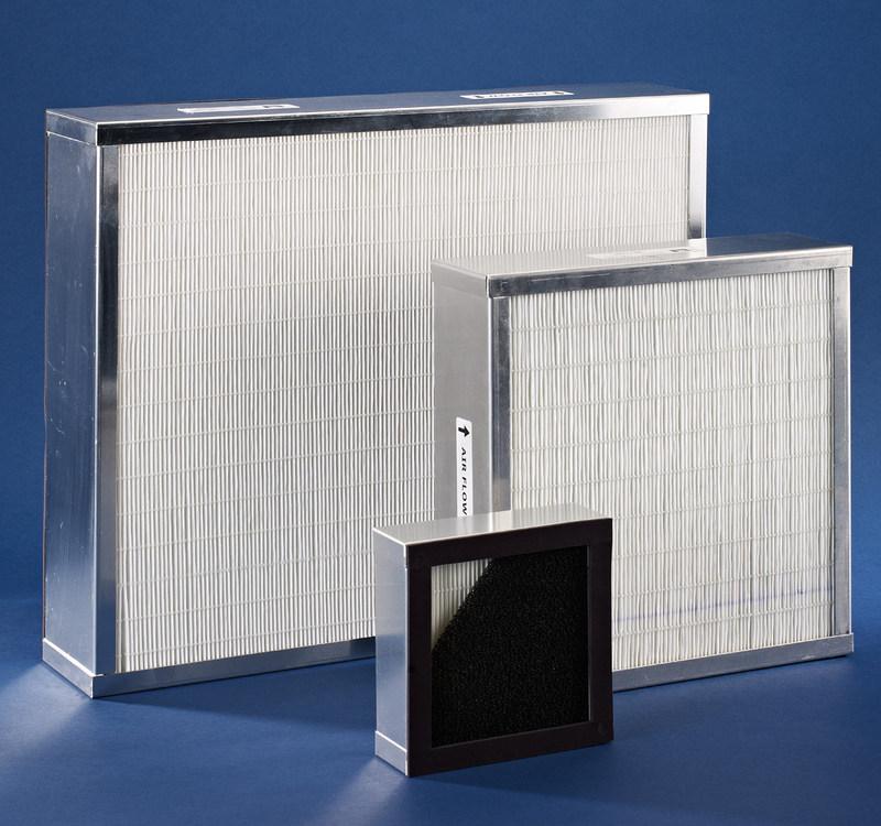 Un filtre industriel extérieur de série 2 d'Universal Air Filter