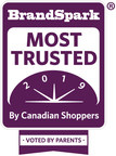 BrandSpark Announces the Most Trusted Awards Winners for Baby and Kids