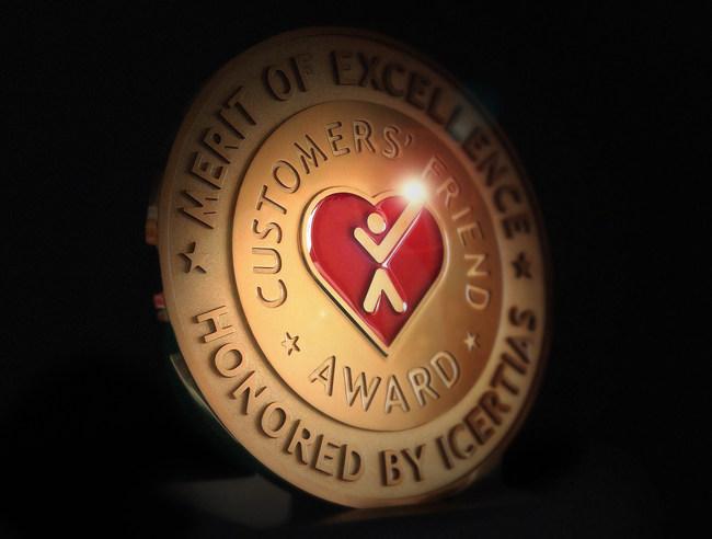 Customers' Friend Award