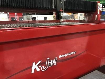 Koike Aronson K-Jet Waterjet System