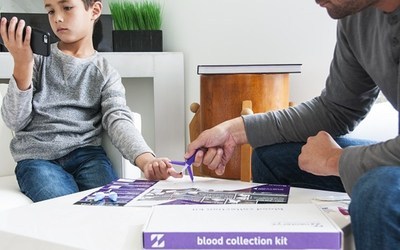 At-home blood sampling, with Mitra Microsampling Devices by Neoteryx LLC, streamlines the process of therapeutic drug monitoring and creates comfort and emotional safety for children.