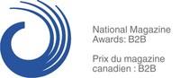 National Magazine Awards: B2B (CNW Group/National Media Awards Foundation)