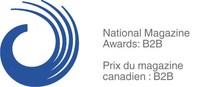Prix du magazine: B2B (Groupe CNW/Fondation des prix pour les médias canadiens)