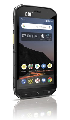 Sprint becomes first U.S. Wireless Carrier to launch the Cat® S48c Smartphone, delivering best in class durability in the toughest environments