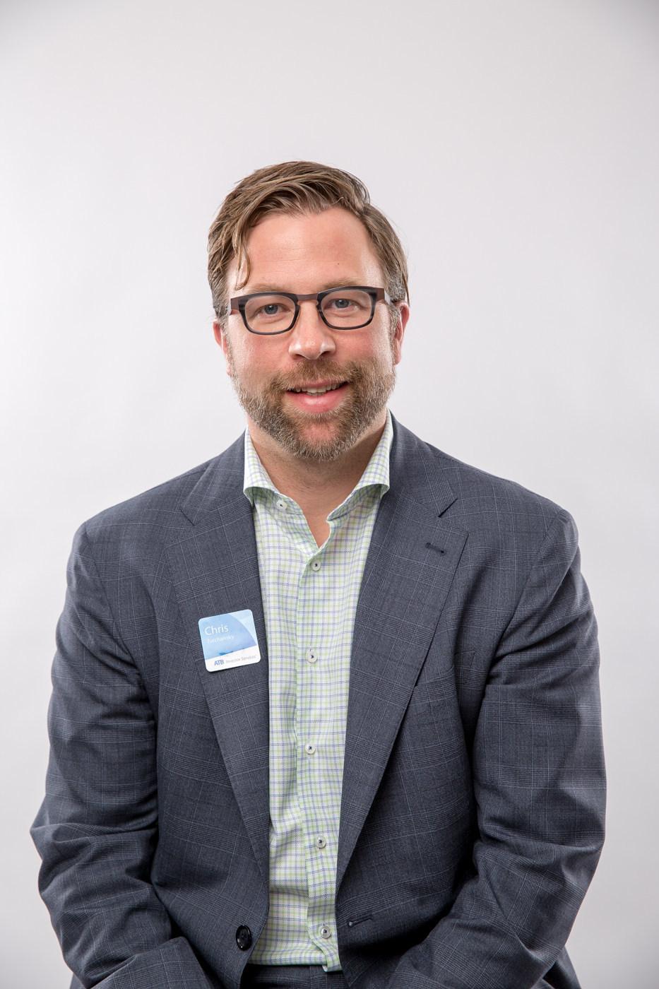 Chris Turchansky, President, ATB Wealth (CNW Group/ATB Financial)