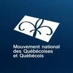 Logo : Mouvement national des Québécoises et Québécois (MNQ) (Groupe CNW/MOUVEMENT NATIONAL DES QUEBECOISES ET QUEBECOIS)