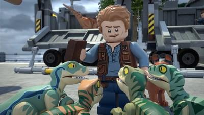 LEGO Jurassic World: The Secret Exhibit premieres on NBC November 29, 2018 at 8pm local time.