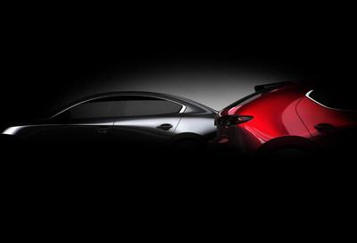 La toute nouvelle Mazda3 (Groupe CNW/Mazda Canada Inc.)