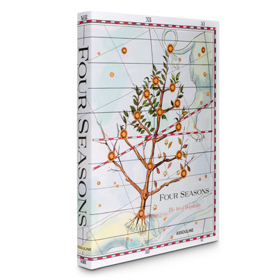 Renowned Artist Ignasi Monreal Captures the World of Four Seasons in Striking New Book by Assouline.