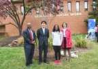Howard University Receives Cherry Blossom Tree from National Cherry Blossom Festival and All Nippon Airways