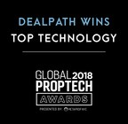 Dealpath Wins 'Top Technology' at the 2018 Global PropTech Awards