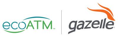 ecoATM Gazelle (CNW Group/ecoATM Gazelle)