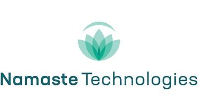 Namaste Technologies Inc. (TSXV: N)(OTCQB: NXTTF)(FRA: M5BQ) (CNW Group/Namaste Technologies Inc.)