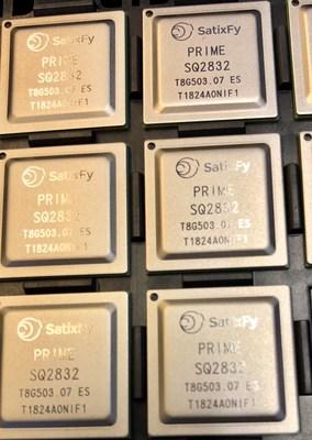 SatixFy's Prime Beam Former ASIC