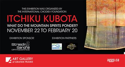 Itchiku Kubota: What do the Mountain Spirits Ponder