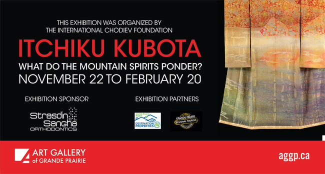 Itchiku Kubota: What do the Mountain Spirits Ponder (PRNewsfoto/International Chodiev Foundation)