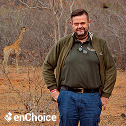 enChoice's senior IT professional & on-site Project Manager for the Rhino Project