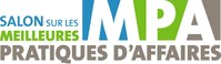 Logo : Salon sur les meilleures pratiques d'affaires (Groupe CNW/Mouvement québécois de la qualité)