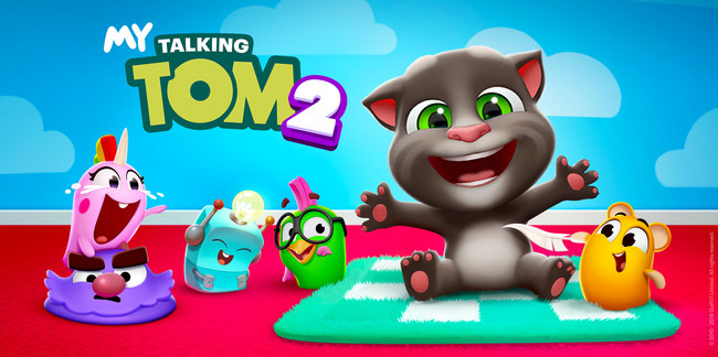 My Talking Tom 2 Out Now