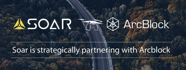 Soar and ArcBlock have strategically partnered to build the world's first blockchain-powered super map