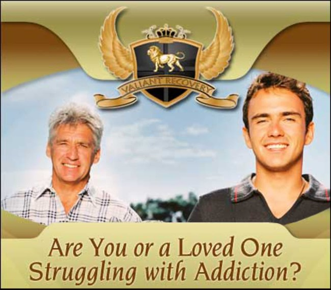 Valiant Recovery high quality addiction treatment center, providing individualized programs for individuals struggling with addictions to drugs and alcohol. We also treat for mental health like anxiety and depression.