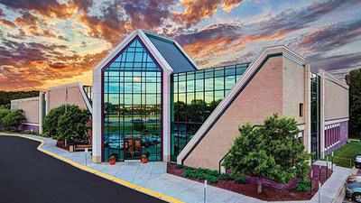 Life Time Athletic in Eagan, MN, the company's first built Life Time in 1994, unveils its expansive remodel and addition on Nov. 8, 2018.
