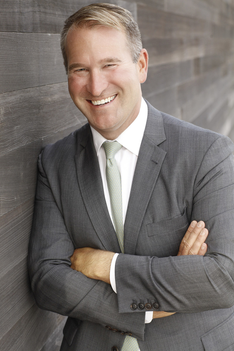 Todd Sears, founder and principal, Out Leadership, the global LGBT+ business network trusted by CEOs and multinational companies to drive Return on Equality®. (CNW Group/The Caldwell Partners International Inc.)