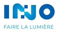 Logo : INO (Groupe CNW/INO (Institut national d'optique))