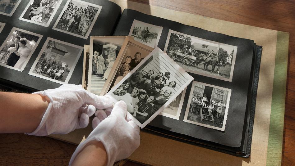 Fonds d'archives de BAnQ. Photo : Jean Corbeil. (Groupe CNW/Bibliothèque et Archives nationales du Québec)