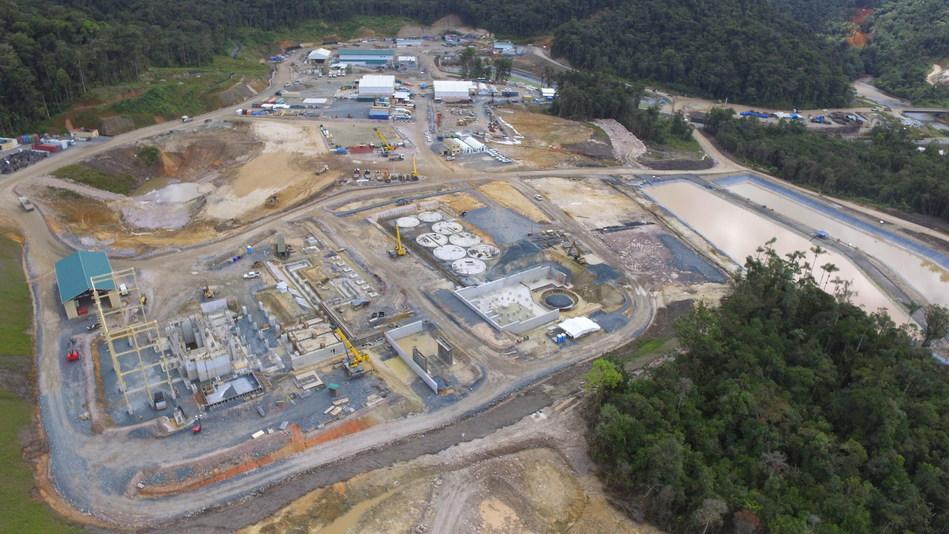 Figure 1. Fruta del Norte project site September 2018 (CNW Group/Lundin Gold Inc.)