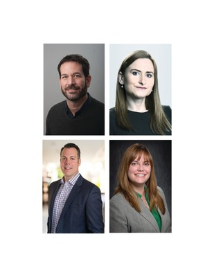 Cresco Labs has added several key leadership positions as part of their growth strategy including SVP Todd West, VP and Controller Brenna Albert, VP Aaron Miles and VP Sabrina Noah (not pictured: CXO Scott Wilson and Senior Counsel Emily Tupy)