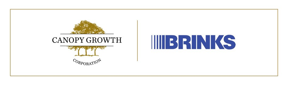 Canopy Growth and Brink's Announce Partnership (CNW Group/Canopy Growth Corporation)