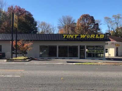The Tint World® store in Eatontown, New Jersey is the company's first in the Garden State.