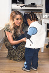 Lauren Conrad, Baby2Baby Ambassador, Supports Janie and Jack's Holiday Giving Campaign with Baby2Baby