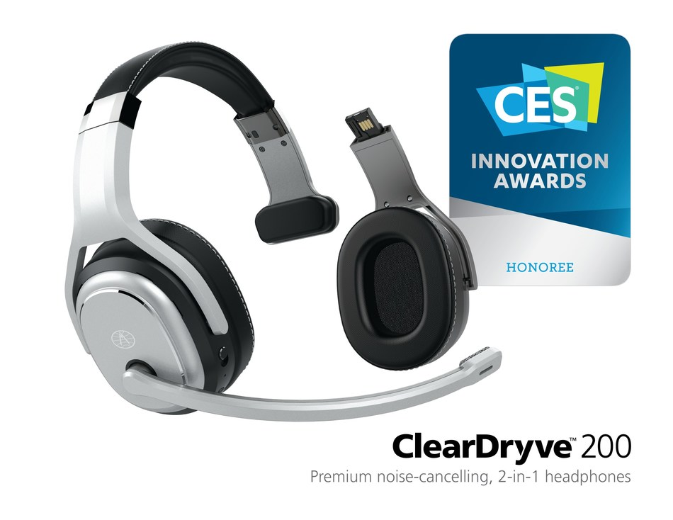 ClearDryve™ 200 Named CES® Innovation Award Honoree for 2019
