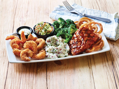 Applebee's Neighborhood Grill + Bar® announces the return of one of its guests' favorite limited time offers, Bigger, Bolder Grill Combos, starting at $12.99.