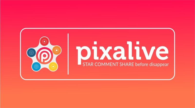 Pixalive - India's first stylish, colorful, trending and disappearing social network application with voice note feature (PRNewsfoto/Tripalive-Me-Technology-Pvt-Ltd)