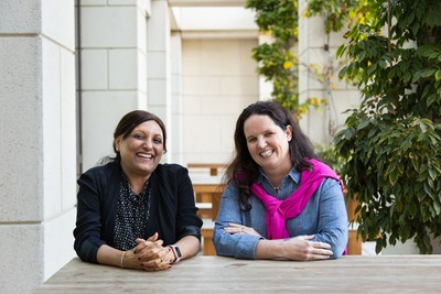 Sally Gilligan, dirigeante principale de l'information, Gap Inc., et Rathi Murthi, dirigeante principale de la technologie, Gap Inc.