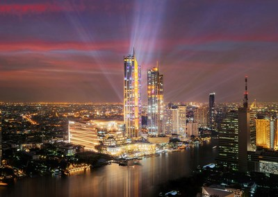 Thailand's largest commercial property development ICONSIAM opens with dazzling US$30 million launch