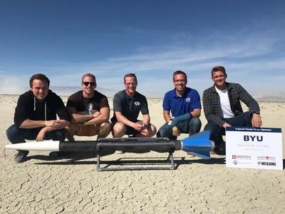 Brigham Young University Rocket Team