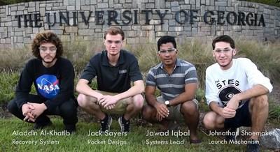 University of Georgia Rocket Team