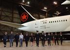 Les talents canadiens choisissent Air Canada : la société aérienne est nommée parmi les meilleurs employeurs au Canada une sixième année de suite (Groupe CNW/Air Canada)