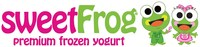SweetFrog Premium Frozen Yogurt logo