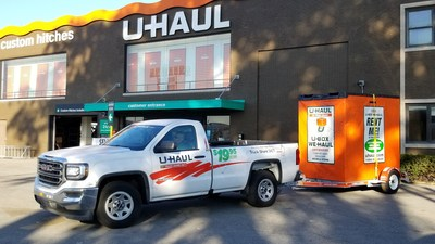 U-Haul Company of Van Nuys/San Luis Obispo is making three facilities available to offer 30 days of free self-storage and U-Box container usage to residents affected by the Woolsey Fire or Hill Fire.