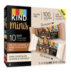 KIND Reinvents Reduced Portion Snack Category with National Roll-Out of KIND® Minis