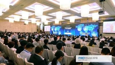 iTWO World 2018 (PRNewsfoto/YTWO Formative)