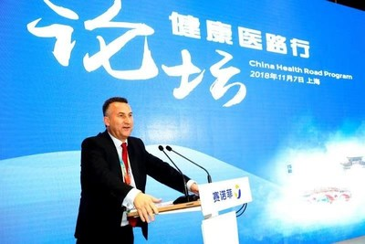 Jean-Christophe Pointeau, Country Chair of Sanofi China