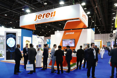 Jereh Group Showcased Indigenized Products at ADIPEC 2018