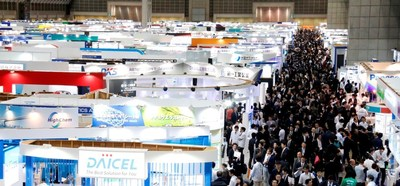 Imagem de evento anterior (PRNewsfoto/Reed Exhibitions Japan Ltd.)